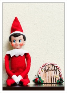 Elf On The Shelf A Surveillance State Conditioner? Really?!?