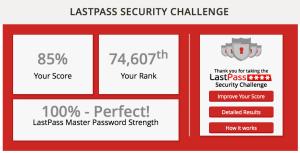 LastPass Security Challenge